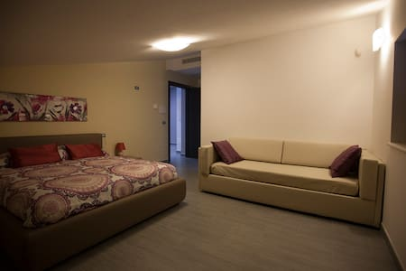 Camera 4/5 posti con bagno privato. - Campolattaro - Bed & Breakfast
