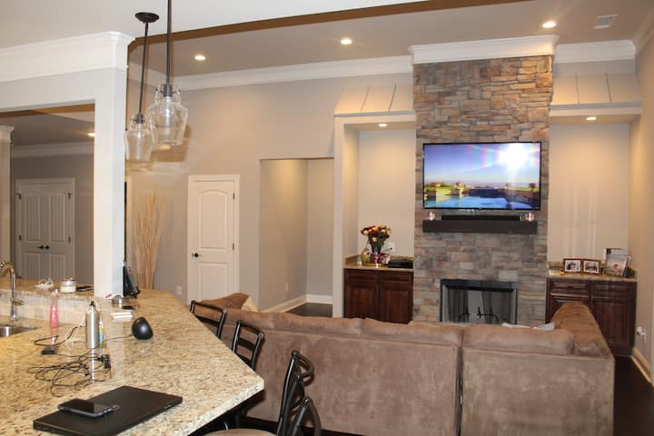 Brand New Kennesaw Executive House