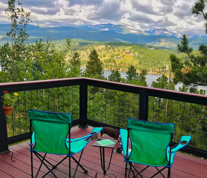 ~NedStead~ Gorgeous Mountain Getaway w/ Epic Views