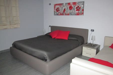 La Cartolina Del Sannio; 4 bed room - Benevento