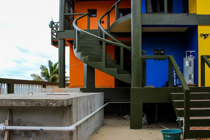 Whaleshark Suite - Placencia - Daire