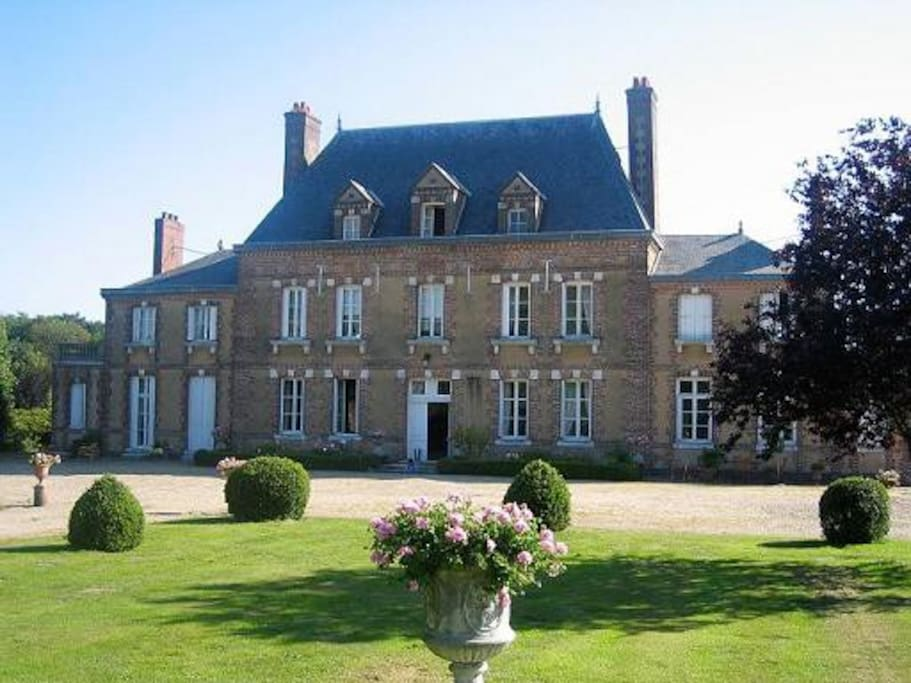 Bed and breakfast near rouen houses for rent in for Rouen chambre hote