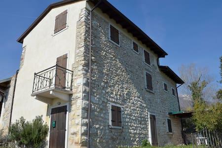 Ferienhaus Montecchio Gardasee - Caprino Veronese - Rumah