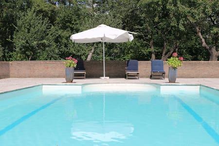 Landgoed de Blokshoeve Bed&Breakfast - Roosendaal - Wikt i opierunek