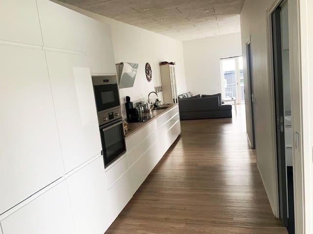 Ny flot lejlighed i Hoyvík (Tórshavn)