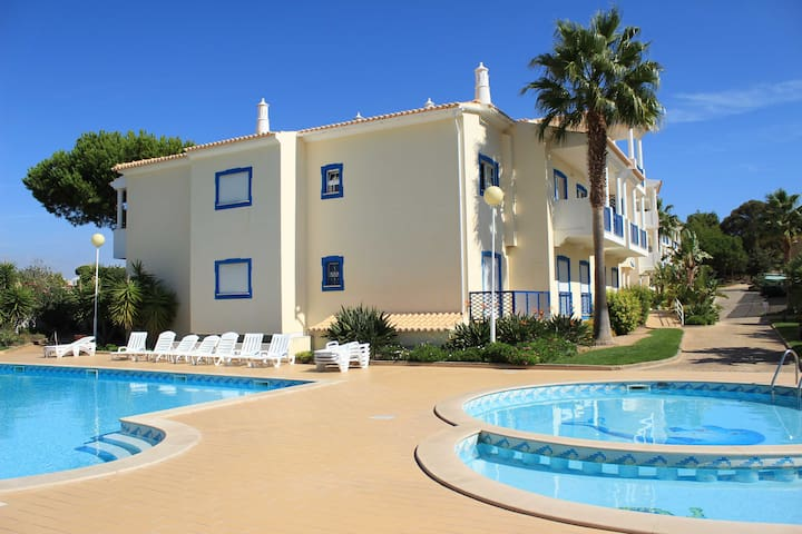 Beach apartment in Albufeira