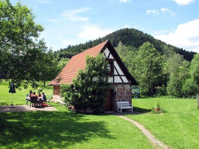 House Backhäusle in Alpirsbach