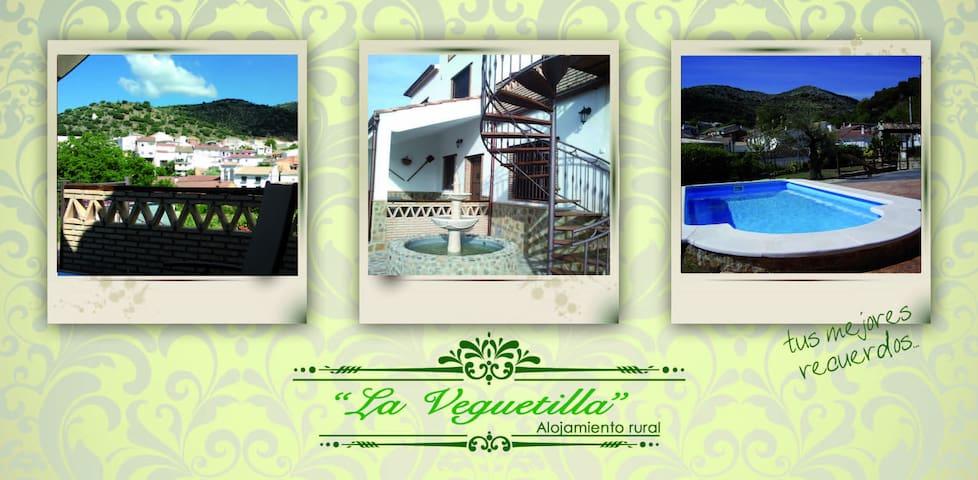 """Alojamiento Rural """"la Veguetilla"""" - Frailes - Дом"""