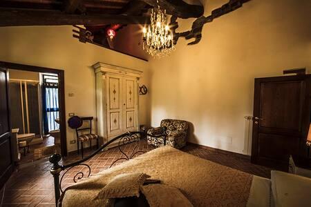 Caciaia (Podere Baccano - Montozzi) - Pergine Valdarno AR - Apartemen