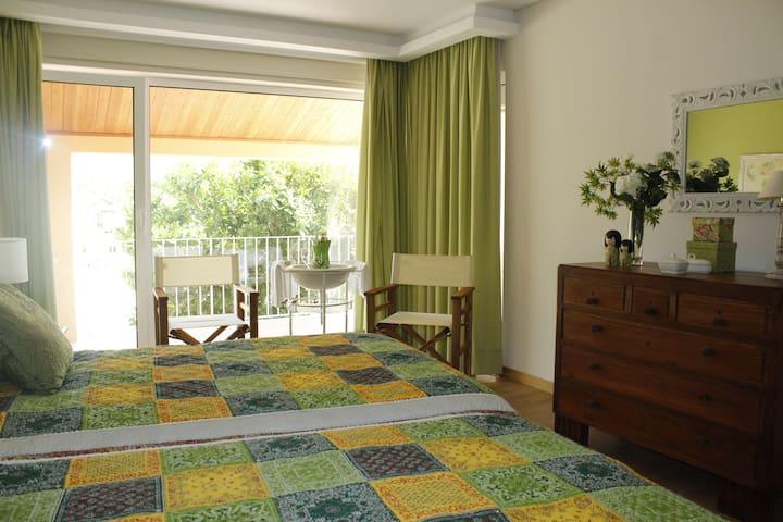 Casa da Nininha - T1 Duplex Verde