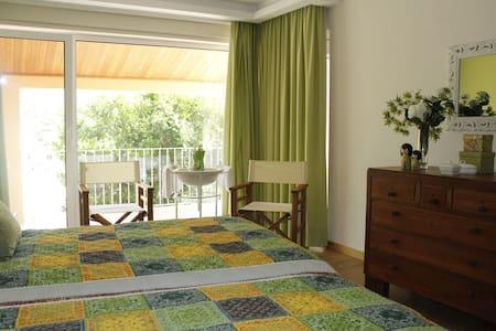 Casa da Nininha - T1 Duplex Verde - Villa