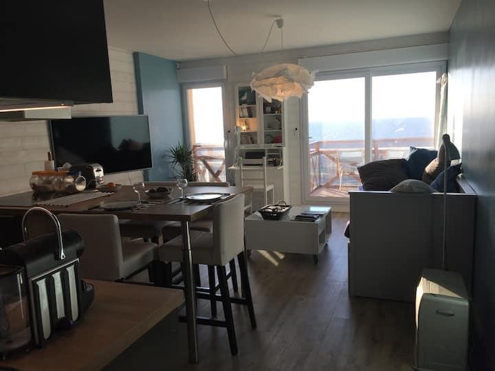 Appartement Front de mer - Les Argousiers.