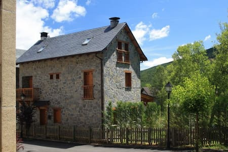 INDEPENDENT HOUSE IN THE PYRENEES - Castiello de Jaca