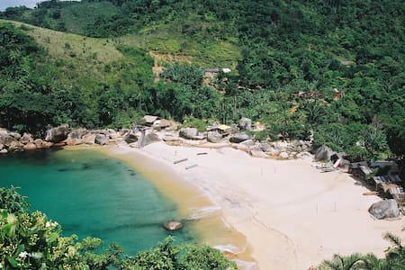 Chalé - Praia da Ponta Negra Paraty RJ