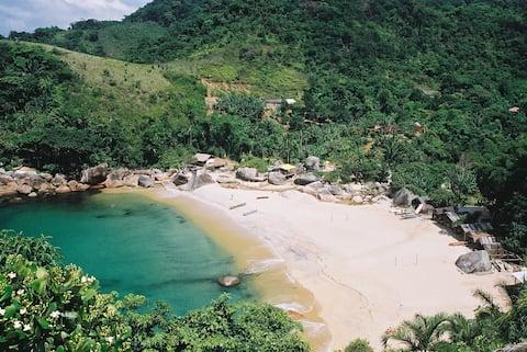 Vila do Teteco eco pousada 3 Ponta Negra Paraty RJ