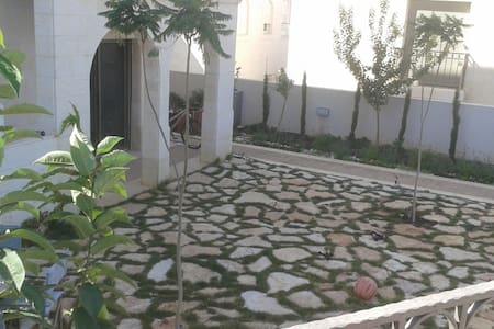 Modern-House & Garden - Naour - บ้าน