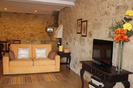 Casa da Nininha - T1 Amarelo - Vale de Cambra Municipality - Villa