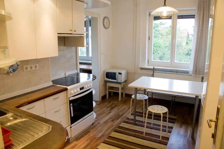 Affordable Ljubljana for 3 people - Ljubljana - Lägenhet