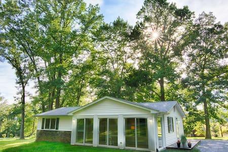 Eisenhower House - Sabillasville - Dům