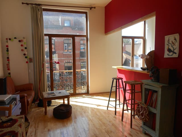 Appartement lumineux pour 2 pers - Сен-Жиль - Квартира