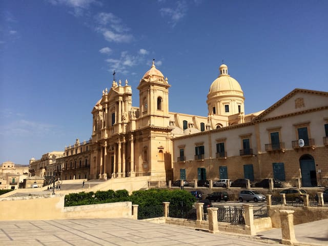 Sicilia, Noto, Casa vacanza Nostoi - Noto - Apartamento