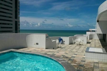 DOUBLE ROOM ON SEAFRONT W BREAKFAST - Departamento