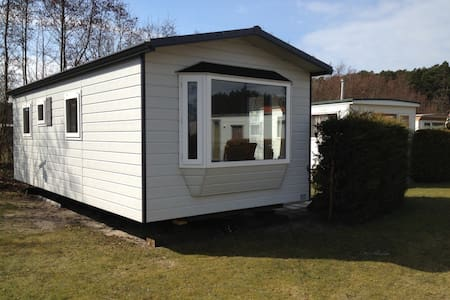 Luxe 4 pers. Chalet Camping West  - West-Terschelling