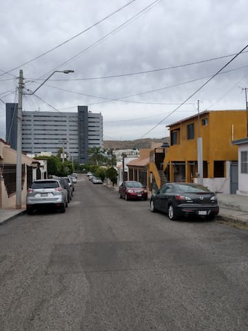 Departamento atras de zona Hotelera Norte