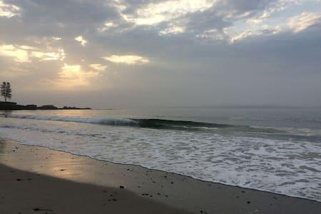 Escape to Sandy River Beach
