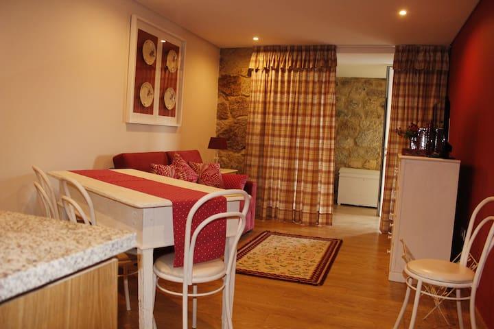 Casa da Nininha - T1 Bordeaux - Vale de Cambra Municipality
