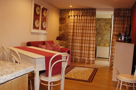 Casa da Nininha - T1 Bordeaux - Vale de Cambra Municipality - Vila