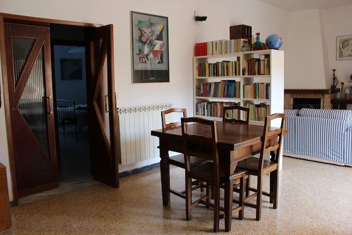 Casa Maria in Valdorcia - Castiglione d'Orcia - Lejlighed