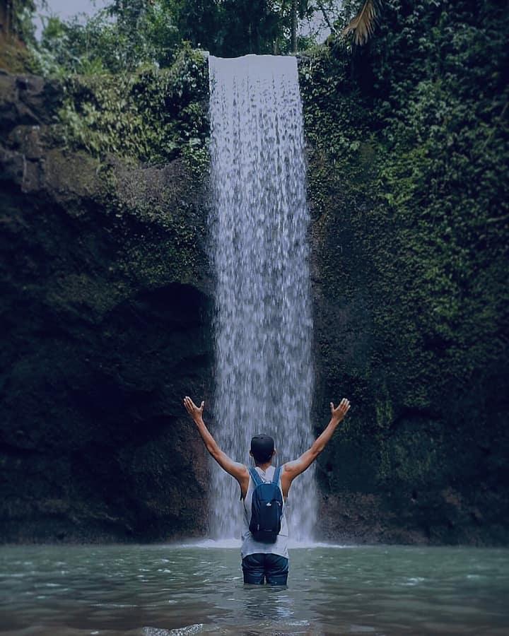 Hidden gem waterfall