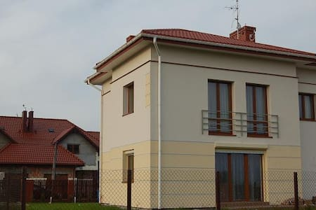 Comfortable house 10 km to stadium - Warsaw