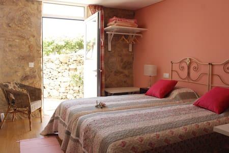 Casa da Nininha - T0 Rosa - Vale de Cambra Municipality - Villa