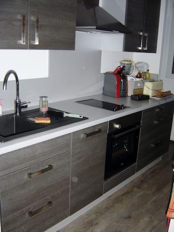Chambre meublée lit 140 - Ézanville - Wohnung