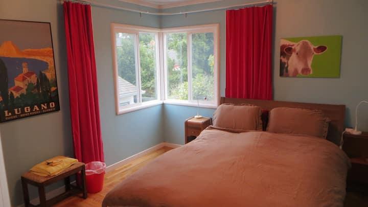 Comfortable Room, Good Folks: relax