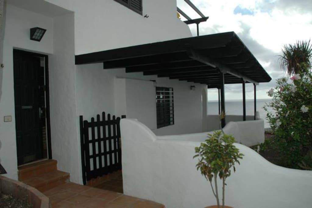 Two terraces to enjoy the surrounding