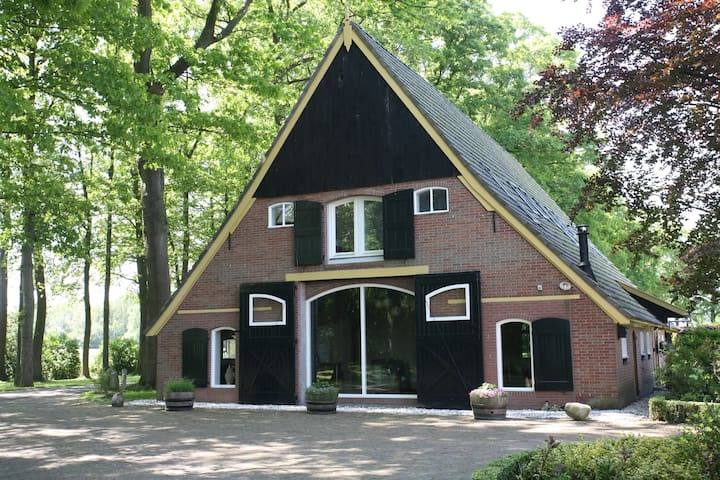 Stay at a Monastery Farm in Twente - Diepenheim - Bed & Breakfast