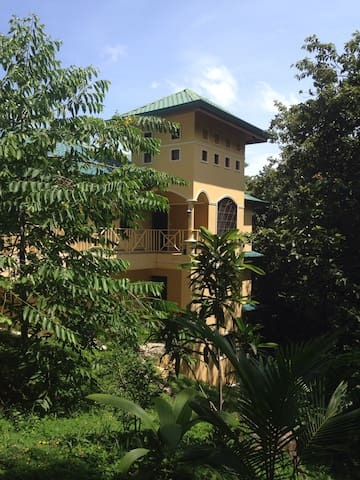 Jungle Sanctuary with Ocean Views - Playa Guiones - Apartment