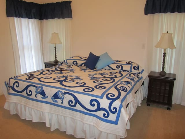 Quiet Private Room in Suwanee GA - Suwanee - House
