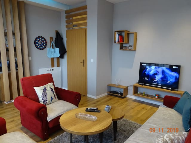 ORA cozy private apartment in the city center