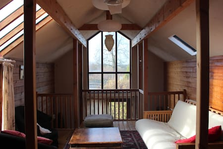 Converted Barn / Cottage in Blewbury, Near Oxford - Blewbury - 獨棟