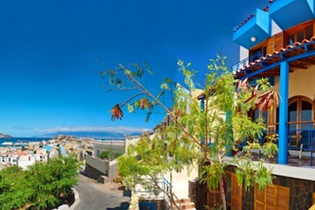 Suite Vista - B&B Solar Windelo - Mindelo - Bed & Breakfast