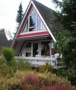 Ferienhaus-Nurdachhaus für 4Person - Schramberg-Tennenbronn - Haus