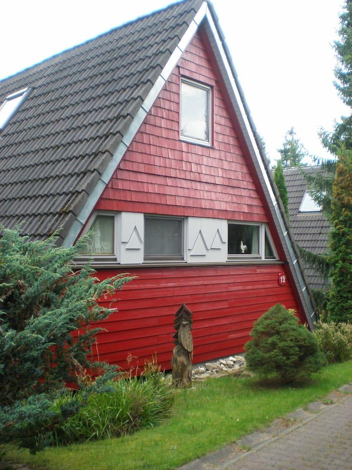 Ferienhaus-Nurdachhaus für 4Person - Houses for Rent in Schramberg ...