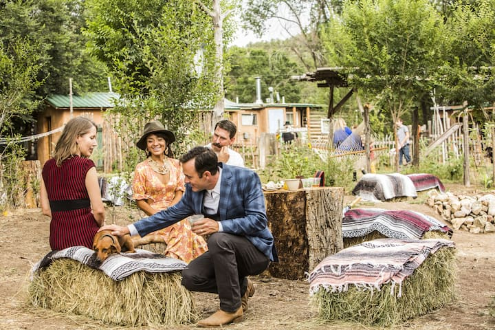 Taos Farm Cabins: Event Venue or Family Retreats