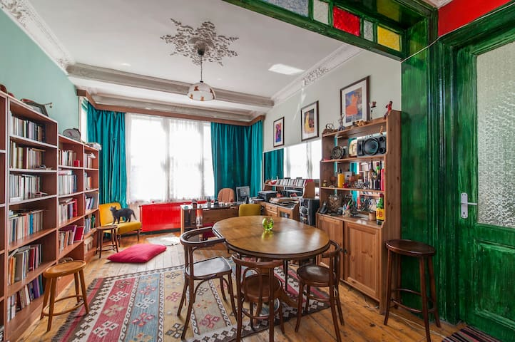Cosy room in Tunnel - Istanbul - Apartemen