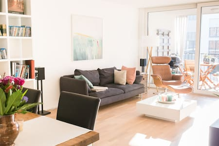 Comfortable & quiet Oasis 22 min from Zürich city - Dietikon - 公寓