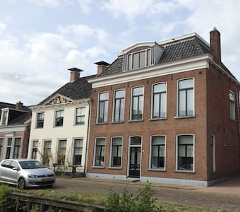 Het Herenhuys Friesland - Kollum - Bed & Breakfast